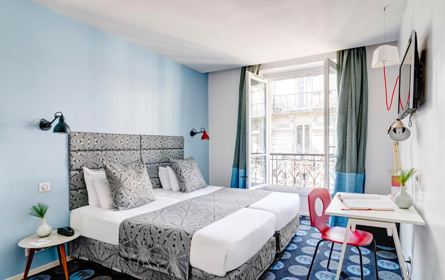 WCE 2018 第36回世界エンドウロロジー学会議 宿泊ホテルイメージ