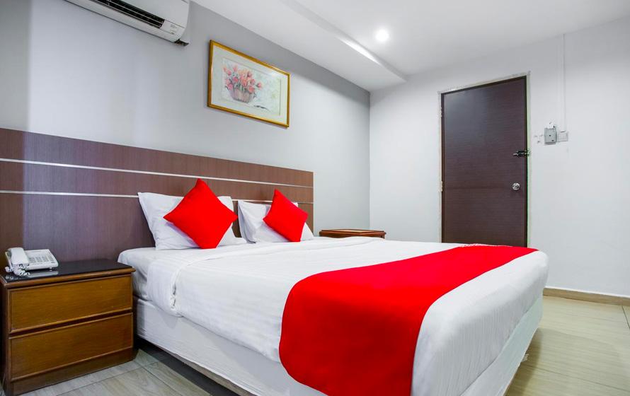 Singapore Live 2020 シンガポールライブ2020 宿泊ホテルイメージ