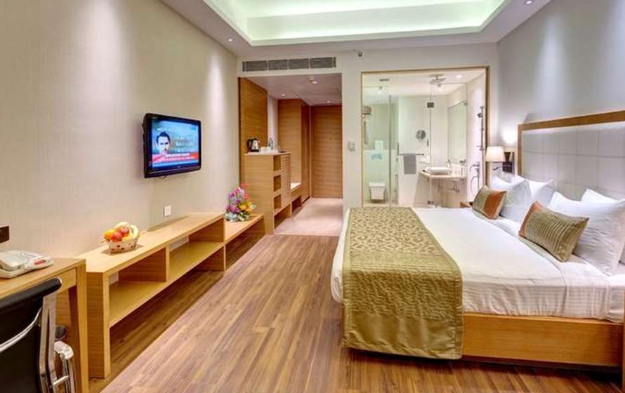 APDW 2019 アジア太平洋消化器病週間 宿泊ホテルイメージ