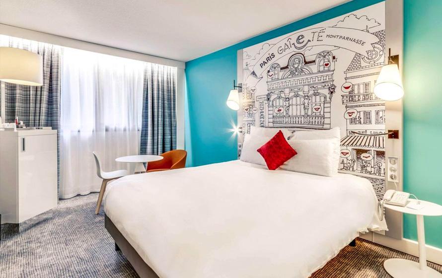 BIJORHCA PARIS 宿泊ホテルイメージ