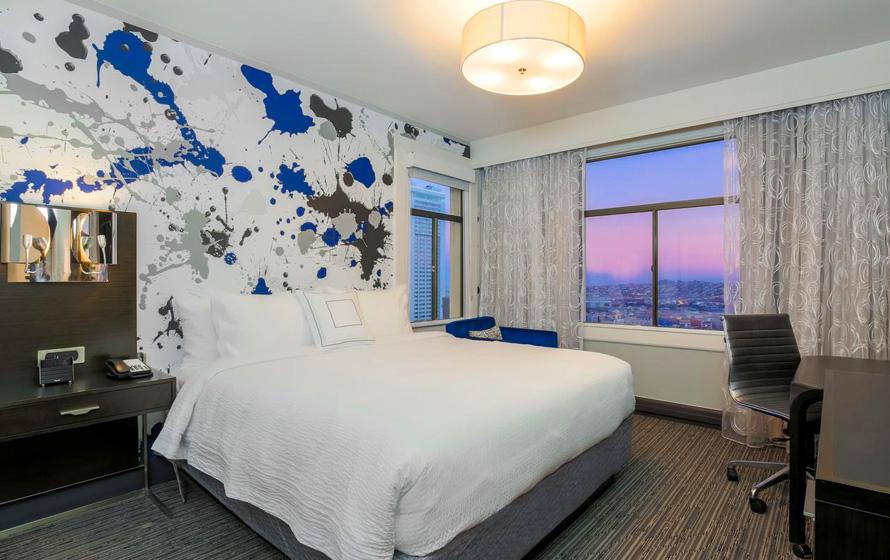ADA 2019 第79回米国糖尿病学会 宿泊ホテルイメージ