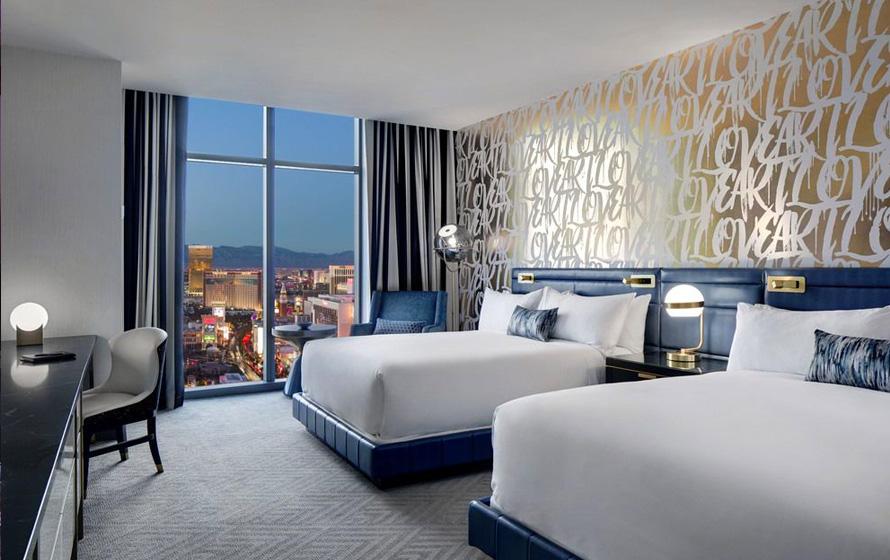 NAHB 2019 宿泊ホテルイメージ