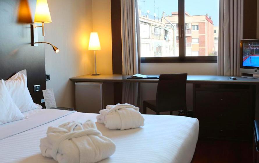 EAU 2019 欧州泌尿器科学会議 宿泊ホテルイメージ