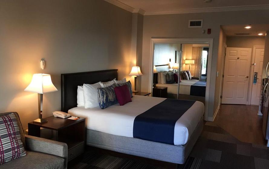 ASN 2018 米国腎臓学会議 宿泊ホテルイメージ