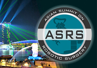 ASRS 2018 Asian Summit on Robotic Surgery 開催都市 イメージ